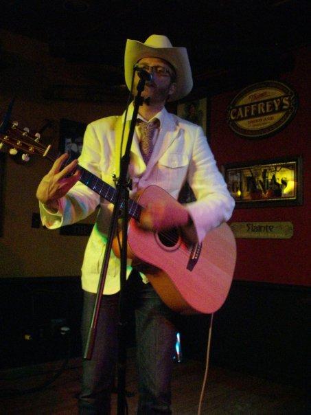 Matt Olah Solo in Edmonton