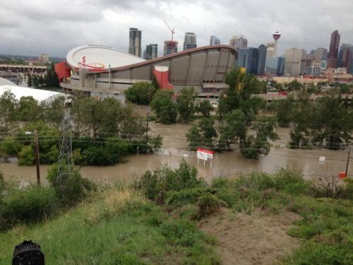Calgary Floods - 2013