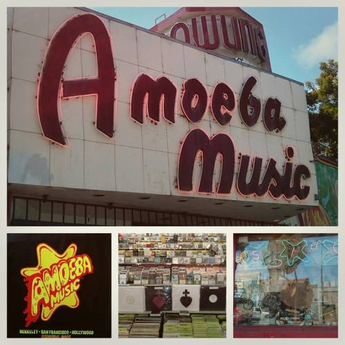 Amoeba Music, San Fransisco