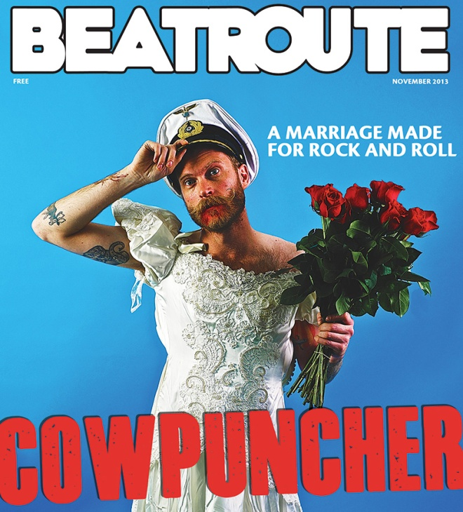 Beatroute - November 2013 Cover