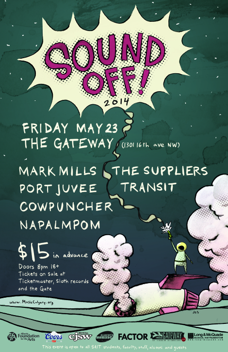 soundoff-friday-poster